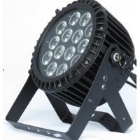 Quality AC90 - 250V LED Par Lights14Bulbs10W RGB Waterproof  Outdoor Party Show for sale