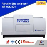 China Particle size distribution winner2005A automatic laser particle size analyzer for mineral powders test on sale