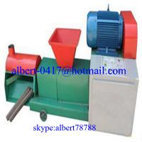 China Peanut shell Briquette machine for sale on sale
