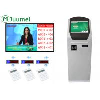Quality Bank Queue Management System Queue System Ticket Dispenser Multi Counters for sale