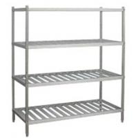 China Stainless Steel Storage Shelf Kitchen Tools and Equipment Anti - corrosion for Hotel on sale
