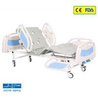 China FDA and CE Approved Deluxe Two-Crank Bed on sale