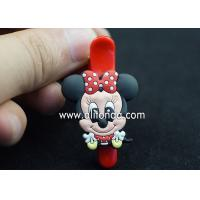 Quality Daily accessories handmade color custom hair clips plastic material lovely small hair clip for kids and baby girl for sale