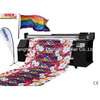 China Outdoor Advertising Flag / Banner Printing Machine High Resolution on sale