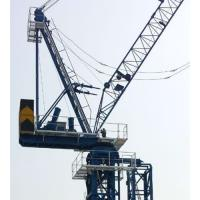 Quality Construction Tower Crane Luffing Tower Crane , Jib Length 40m for sale