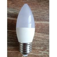 LED G45 A60 candle bulb 5/6w BULB plastic cover aluminum 2 years warranty energy saving lamp new style hign quality