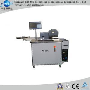 Quality Custom Design Angle Steel Rule Die Equipment , Easy Operation Used Metal Bender for sale