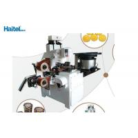 Quality Gold Coin Foil Pressing Automatic Chocolate Packing Machine Hydraulic System for sale