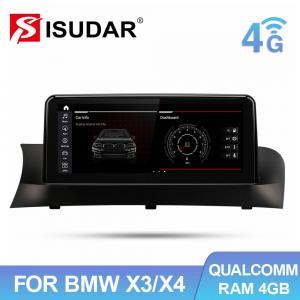 Quality ROM 64GB DVD GPS Navigation For BMW X3 F25 X4 F26 CIC NBT FM GPS for sale
