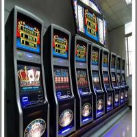 Quality Powerful Gambling Video Slot Machines Electronic Slot Machine Games Coin Operated for sale