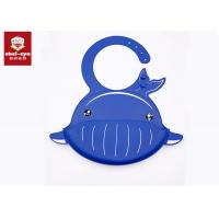 Quality Soft Easily Wipes Baby Shampoo Cap Foldable Baby Bibs Marine Series Washable for sale