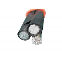 Quality ABC  Aerial Bundle Cable With Street Lighting Conductor for sale