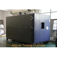 Quality High High Altitude Test Chamber Low Pressure Simulation Environmental Climatic Test Chamber for sale