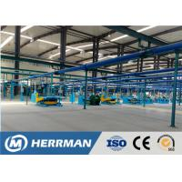 Quality Rubber Continuous Vulcanizing Cable Extrusion Line For Sheathing And Insulation for sale