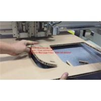 Quality Creative Design Corrugated Honeycomb Board Sample Cutter Finishing Plotter for sale