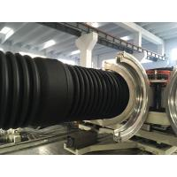 Quality SBG1000 DWC Pipe Manufacturing Machine , High Speed Corrugated Pipe Making Machinery for sale
