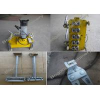Quality Automatic Auxiliary Machinery Metal Standing Roof Seamer Machine 1.5KW Motor for sale