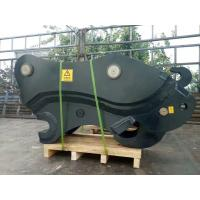 Buy cheap Mini Hydraulic Caterpillar Excavator Quick Coupler Easier Excavation For Digger from wholesalers