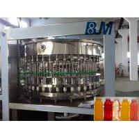 China Tea / Milk / Grape Juice Fully Automatic Filling Machine For 200ml - 2000ml on sale