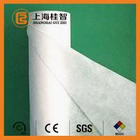 Quality Wet Wipes Spunlace Non Woven Fabric Raw Material 40% Viscose And 60% Polyester for sale