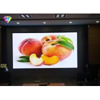 P1.923mm Conference Room HD LED Display Energy Saving Indoor Permanent Installation