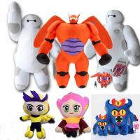 Quality Disney Big Hero 6 Baymax Collection Plush toys for sale
