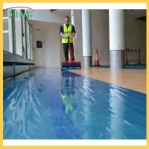 China Hardwood Floor Protection Film Self - Adhesion Hard Surface Protection Film on sale