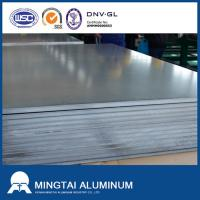 Quality (Al-Mg-Si Series) 5083 shipbuilding aluminum alloy Plate manufacturer in China for sale