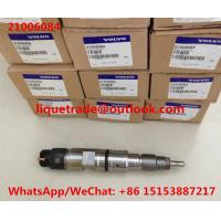 Quality VOLVO injector 21006084 injector,original Bosch 0445120074 , 0445120139, 04902525, 7421006084,7485001662,7421006073 for sale