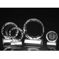 China 3d laser crystal award/ovation deluxe crystal award/2d laser engraving crystal award on sale