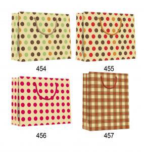 Quality Custom Design Printed Shopping Kraft Paper Bag for sale