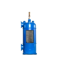 Quality Water cooler Air Conditioner Heat Exchanger Steel shell tube heat exchanger for sale