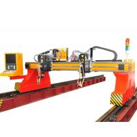 Buy cheap Heavy Duty Cnc Plasma Cutting Machine Cncsg4000 Gantry Type Xpr300 Hypertherm from wholesalers