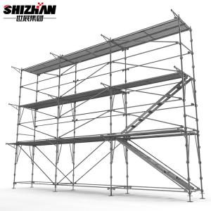Quality Hydraulic Construction aluminum mobile scaffold platform stage for sale