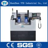 Quality High Speed Carved CNC Engraving Machine for Metal/Glass/Acrylic/Steel for sale