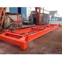 Quality 40 feet semi-auto container spreader for sale