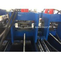 Best Cold Rolled Strip Cantilever Cable Tray Roll Forming Machine With Punching System wholesale