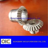 High strength Transmission Spare Parts Long life Construction Gear for sale