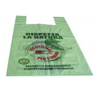 Quality Shopping Custom Printed Plastic Bags , Clothes Packaging Plastic Packing Bags for sale