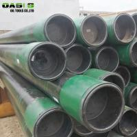 """Quality 9 5 / 8 """" Oil Well Casing Pipe , Blank Oil Painting Steel Pipe Casing Tubing for sale"""