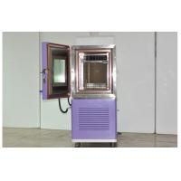 Quality Temperature Humidity Alternative Climatic Programmable Test Chamber Internal 225L for sale
