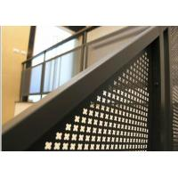 Buy cheap 3m Long Perforated Galvanized Steel Sheet Acid - Resistant 0.08 - 100mm Hole from wholesalers