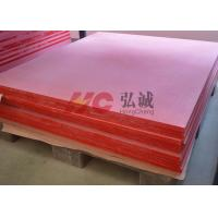 Quality Low smoke and halogen-free GPO-3 sheet suitable to rail traffic for sale