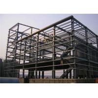 Buy Easy Assembled Prefab Light Steel Structure Building Labor Saving Wind Resistance: at wholesale prices