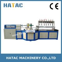 China High Speed Paper Tube Cutting Machinery,Paper Straw Making Machine,Paper Tube Drying Machine on sale