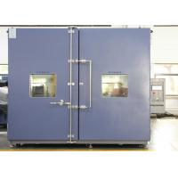 Quality Walk-in Chamber / Climatic Test Chamber Environmental Rooms Moisture Temperature For Biological for sale