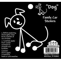 Quality Family Sticker--Dog for sale