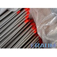Quality Alloy B-3 / UNS N10675 Bright Annealed Nickel Alloy Tubing Welded 6m Fixed Length for sale