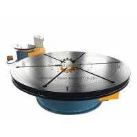 Quality 8 Ton Floor Small Welding Turntables  , Rotary Welding Table  For Welding / Polishing / Mounting for sale