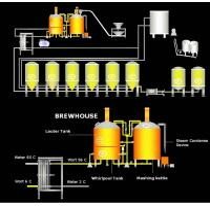 Best Beer Brewing Equipment/300L-1500L Small Pub Brewing Plant for Sale Beer Equipment Beer Microbrewery Equipment wholesale